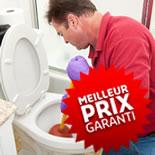 Tarif Débouchage Toilettes Paris