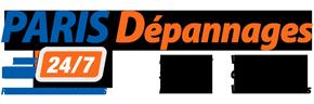PARIS Dépannages Logo